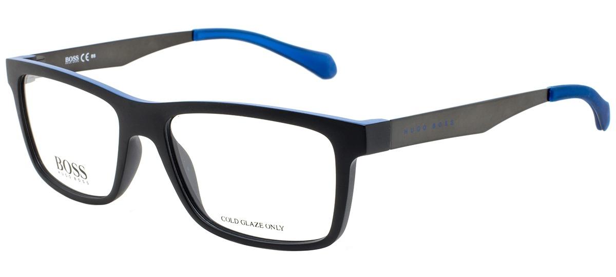 9c737e5cda85a Óculos Receituário Hugo Boss 0870 0N2   Ótica Mori