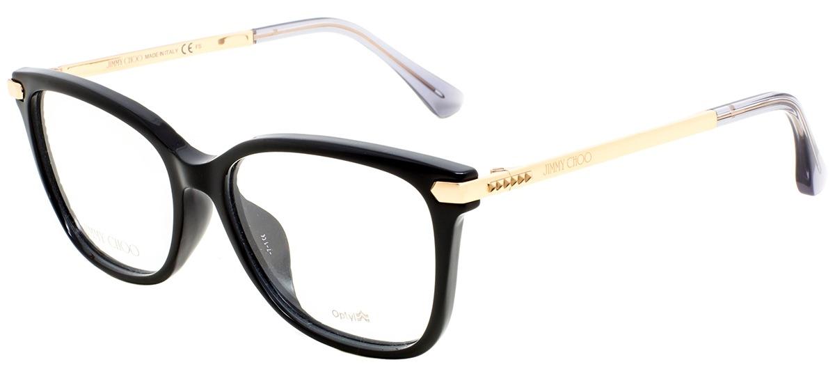 193ccb0b337a7 Óculos Receituário Jimmy Choo 174 N08   Ótica Mori