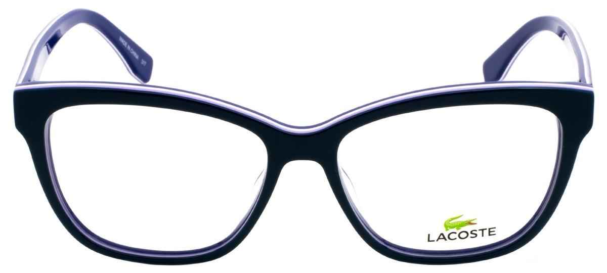 Óculos Receituário Lacoste 2723 466