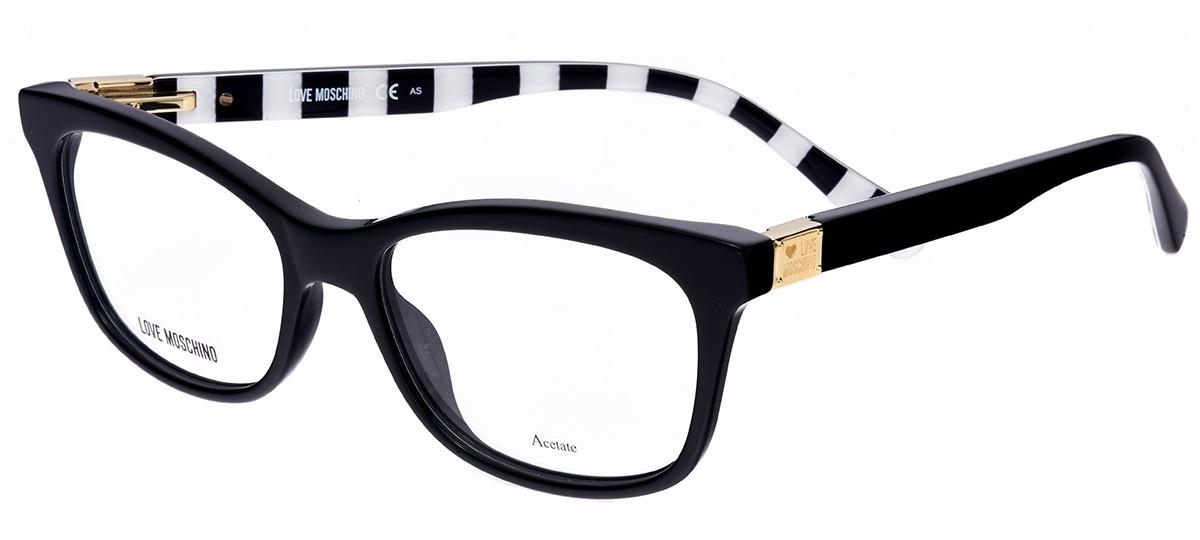 Óculos Receituário Love Moschino 515 807   Ótica Mori 3646989ec2