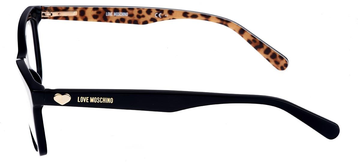 ac78ae455 Óculos Receituário Love Moschino 517 807 > Ótica Mori