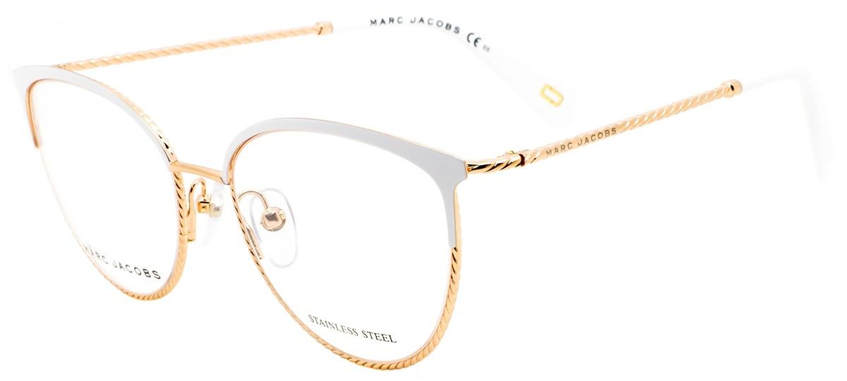 4a76d1625cb22 Óculos Receituário Marc Jacobs 256 VK6   Ótica Mori