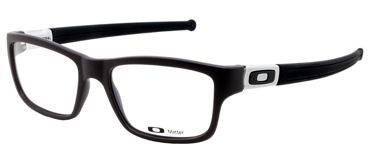 dd221b9e2806a armação oculos grau masculino oakley ox3189 blue original. Óculos  Receituário Oakley 8034-02 .