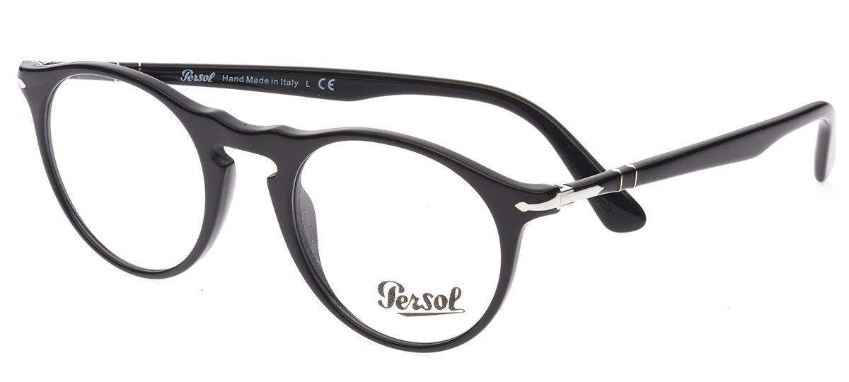 Óculos Receituário Persol 649 Evolution 3201-V 95