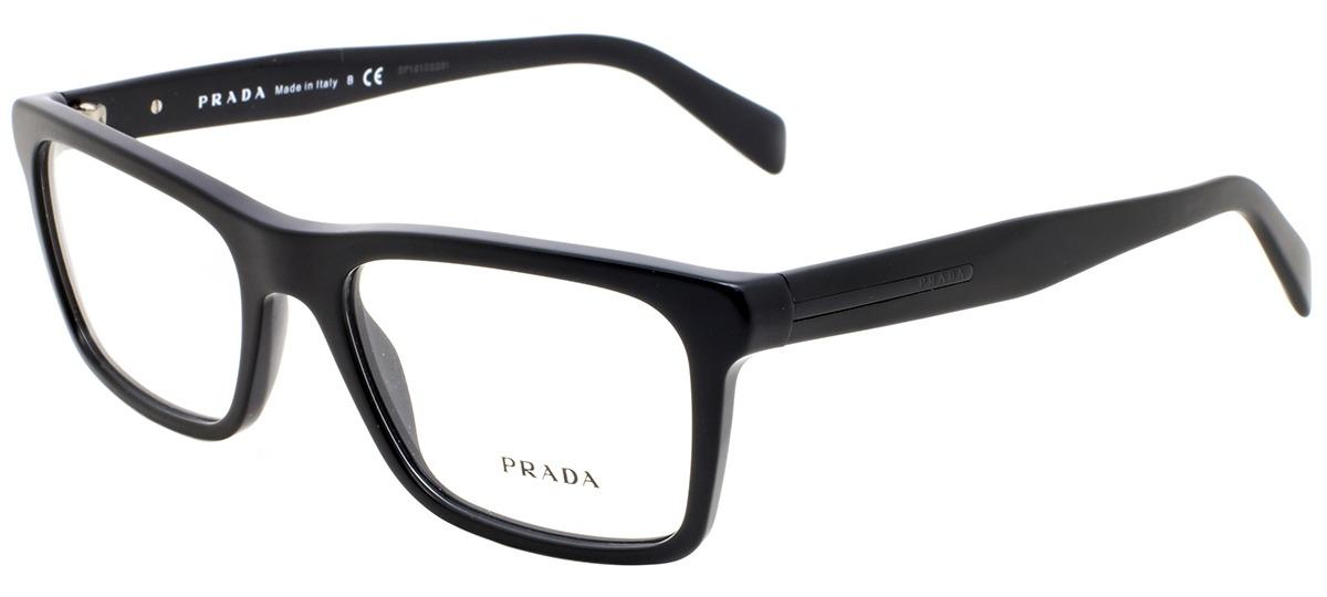 d85841e3c Óculos Receituário Prada 06RV 1BO-1O1 > Ótica Mori