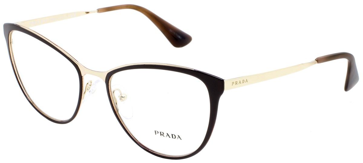 65fba20a05dfa Óculos Receituário Prada 55tv dho-1o1   Ótica Mori