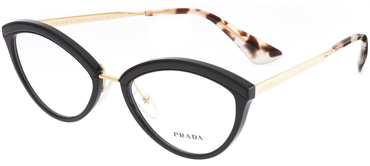 7548d9afb3e57 Óculos Receituário Prada Cinéma 14UV KUI-1O1   Ótica Mori