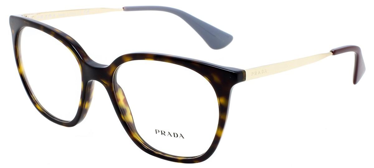 9a6a89d6aa9f0 Óculos Receituário Prada Cinéma Evolution 11tv 2au-1o1   Ótica Mori