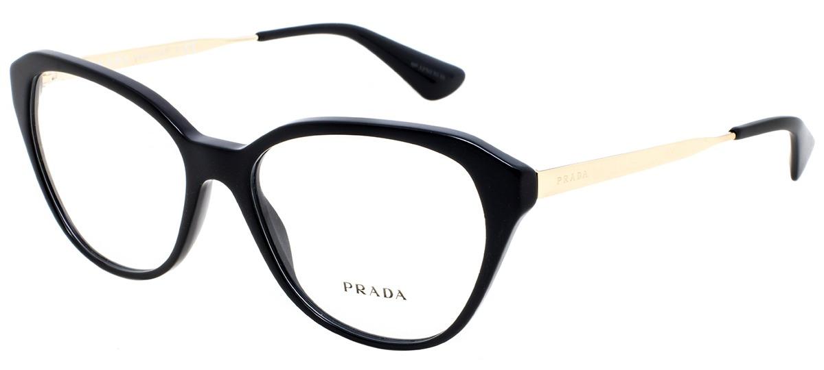 dcf78bc105364 Óculos Receituário Prada Mod Evolution 28sv 1ab-1o1   Ótica Mori