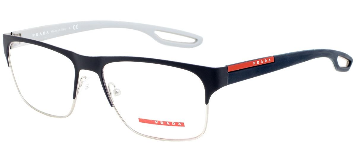 dab5756d9 Óculos Receituário Prada Linea Rossa 52gv ur5-1o1 > Ótica Mori