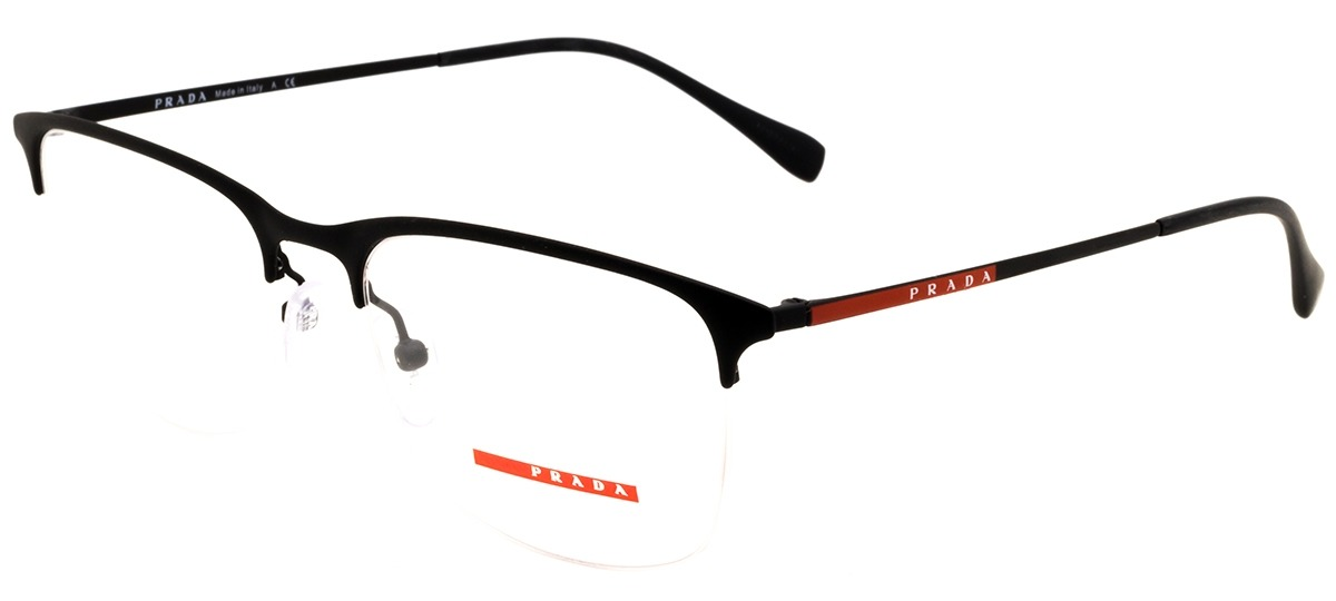 Óculos Receituário Prada Linea Rossa Core 54IV DG0-1O1   Ótica Mori b1b7171b7d