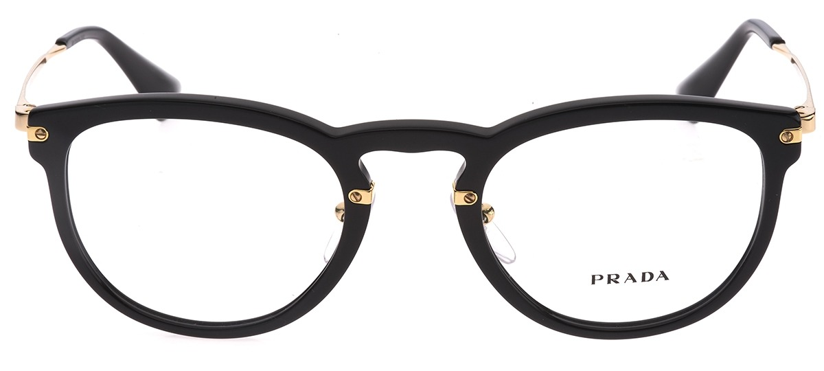 Óculos Receituário Prada Wanderer Evolution 02VV 1AB-1O1   Ótica Mori f3368f26b6