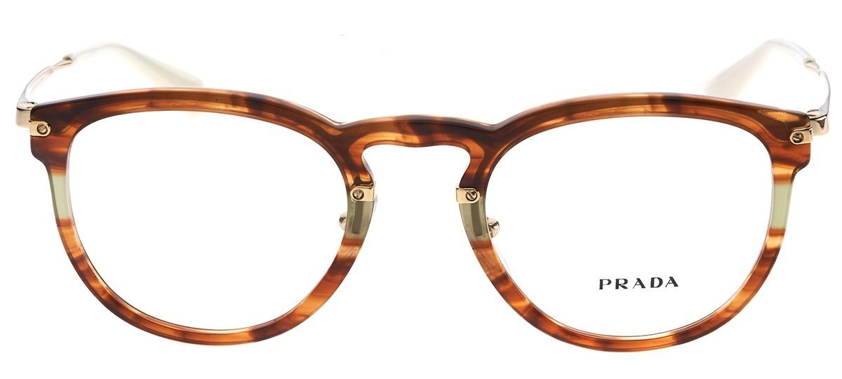 Óculos Receituário Prada Wanderer Evolution 02VV 259-1O1   Ótica Mori 6427632844