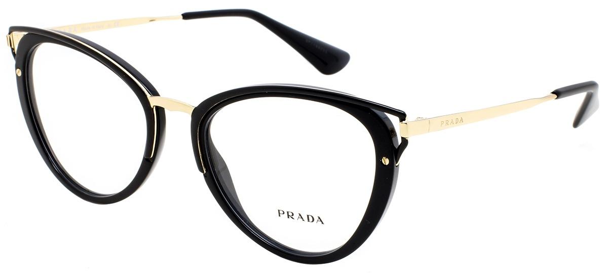 Ótica Mori · Wishlist. Óculos Receituário Prada Wanderer Evolution 53UV 1AB- 1O1 ... df6fe5276d