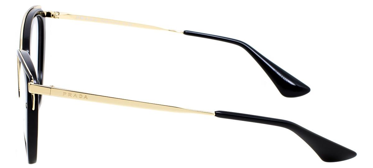 Thumb Óculos de grau Prada Wanderer Evolution 53UV 1AB-1O1