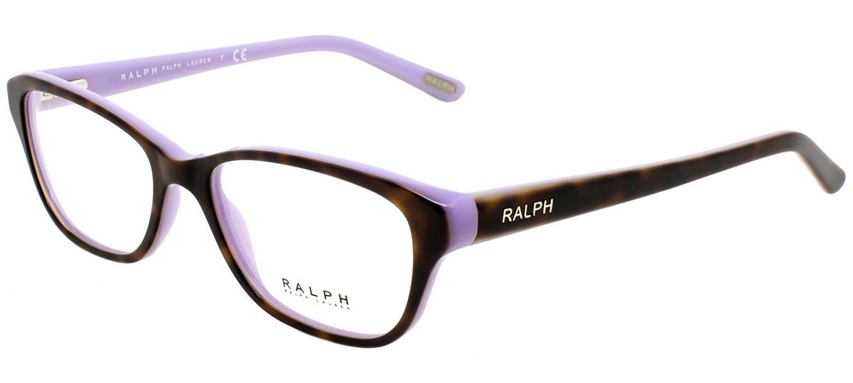 marrom   lilás marrom   lilás. Óculos Receituário Ralph Lauren ... ce96b62d094