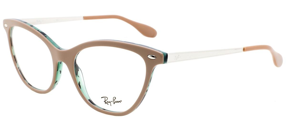 Óculos Receituário Ray Ban 5360 5717   Ótica Mori 50cbee7b580f