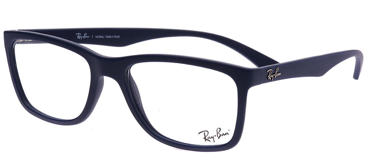 8dc71fa4d Imagem Óculos Receituário Ray Ban 7027L 5412. Mais cores do mesmo modelo.  azul