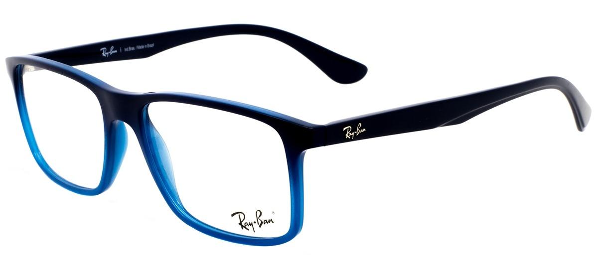 275ca8c9ffe25 Óculos Receituário Ray Ban 7120L 8004   Ótica Mori