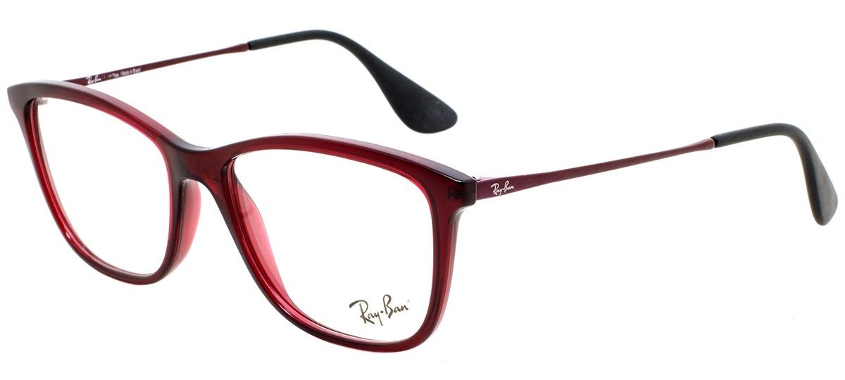 87743e7ebcd20 Óculos Receituário Ray Ban 7135L 5699   Ótica Mori