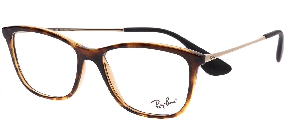 5d2887f7729e6 Óculos Receituário Ray Ban 7135L 5822   Ótica Mori