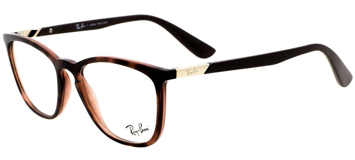 92e33b9eb Óculos Receituário Ray Ban 7136L 5741 > Ótica Mori