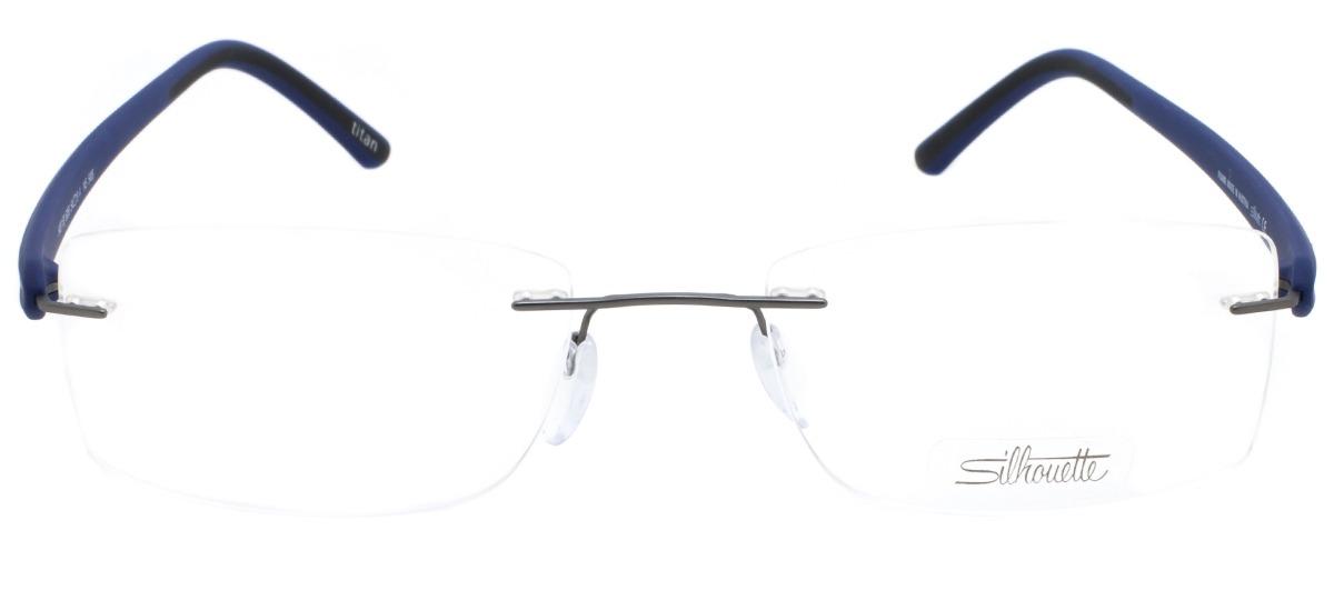 Óculos Receituário Silhouette Carbon T1 5407/60 6056