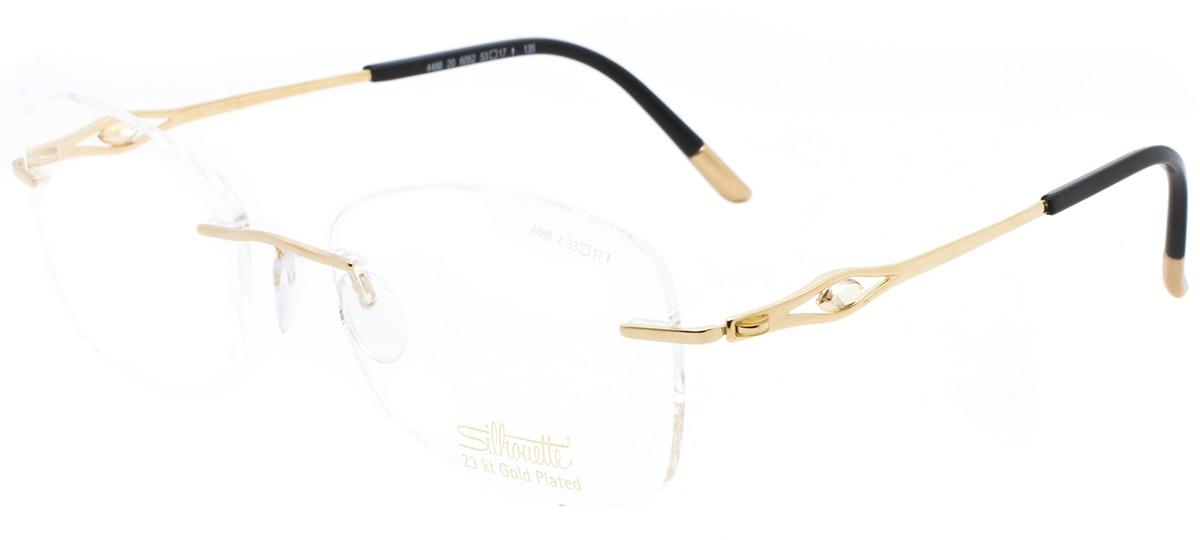 Óculos Receituário Silhouette Caresse 4488 20 6052
