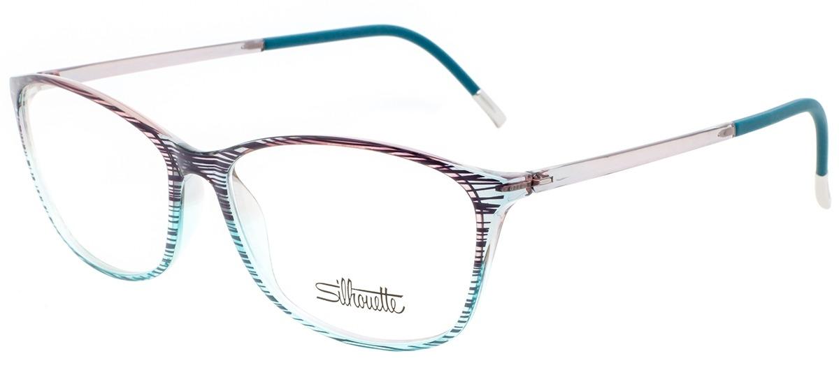 9d7511fe6 Óculos Receituário Silhouette Illusion Fullrim 1563 10 6052 > Ótica Mori