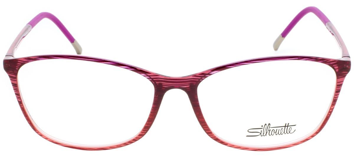 Óculos Receituário Silhouette Illusion Fullrim 1563 10 6054