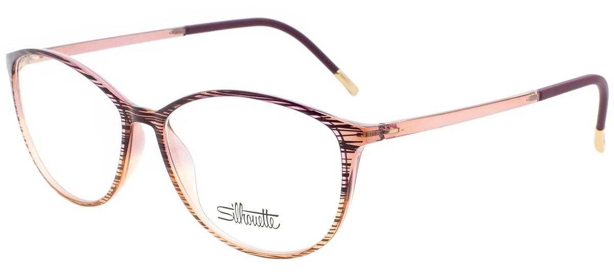 Óculos Receituário Silhouette Illusion Fullrim 1564 10 6053