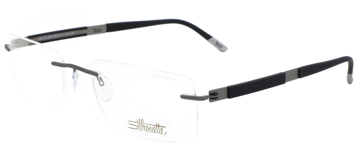 Óculos Receituário Silhouette Rochade 5284/60 6053