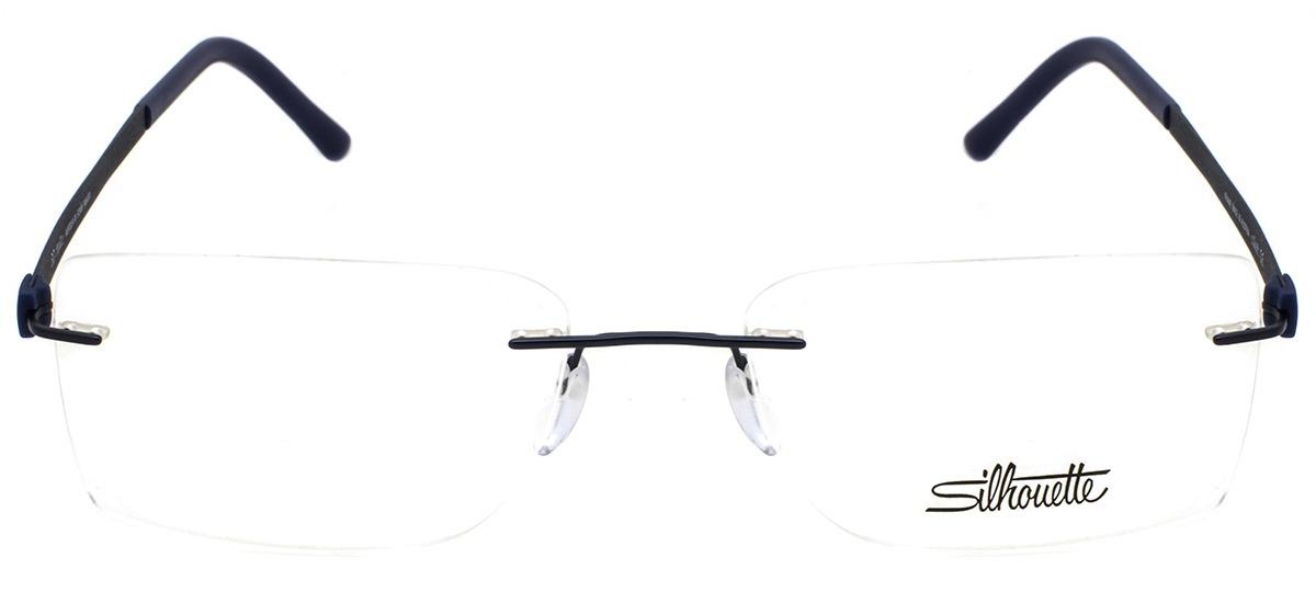 Óculos Receituário Silhouette Titan Accent 5449/40 6058