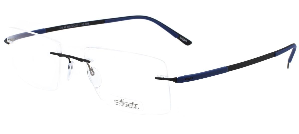 Óculos Receituário Silhouette Titan Contour 5415/40 6061