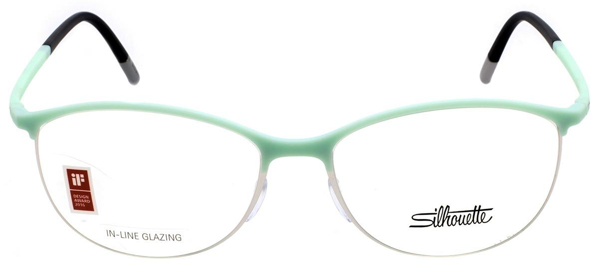 Thumb Óculos de grau Silhouette Urban Fusion Fullrim 1574 00 6061