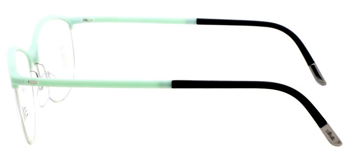 Óculos Receituário Silhouette Urban Fusion Fullrim 1574 00 6061