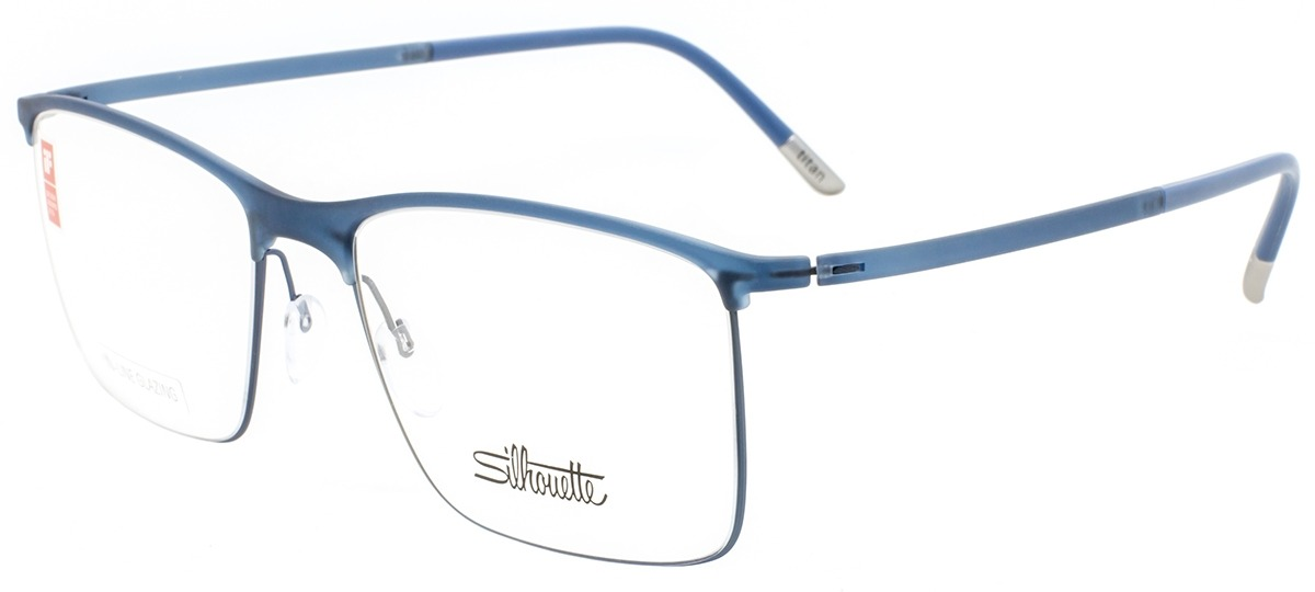 17b90a1dd235d Óculos Receituário Silhouette Urban Fusion Fullrim 2903 40 6054 ...
