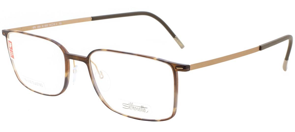 Óculos Receituário Silhouette Urban Lite Fullrim 2884 40 6055
