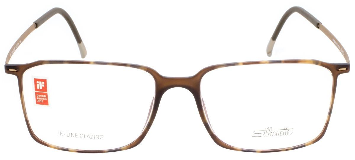 Thumb Óculos de grau Silhouette Urban Lite Fullrim 2891/40 6052