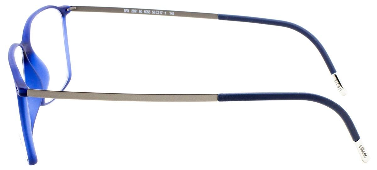 Thumb Óculos Receituário Silhouette Urban Lite Fullrim 2891/60 6055