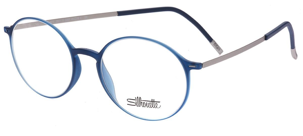 e5176a25daaa0 Óculos Receituário Silhouette Urban Lite Fullrim 2901 10 6209 ...