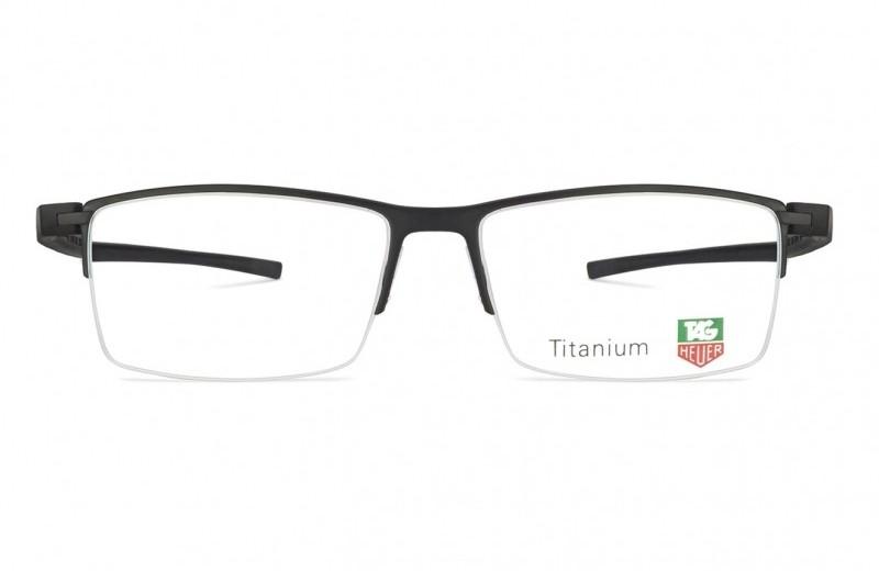 Armacao Oculos De Grau Em. Óculos Receituário Tag Heuer Reflex 3921 001    Ótica Mori 0202e7b467