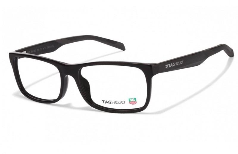 Óculos Receituário Tag Heuer 551 001   Ótica Mori 21541be0d1