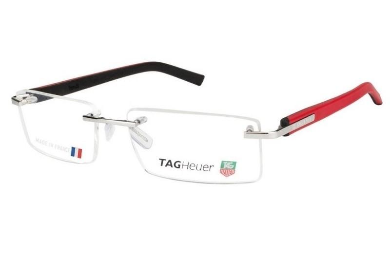 88e578b543471 Óculos Receituário Tag Heuer 8110 005   Ótica Mori