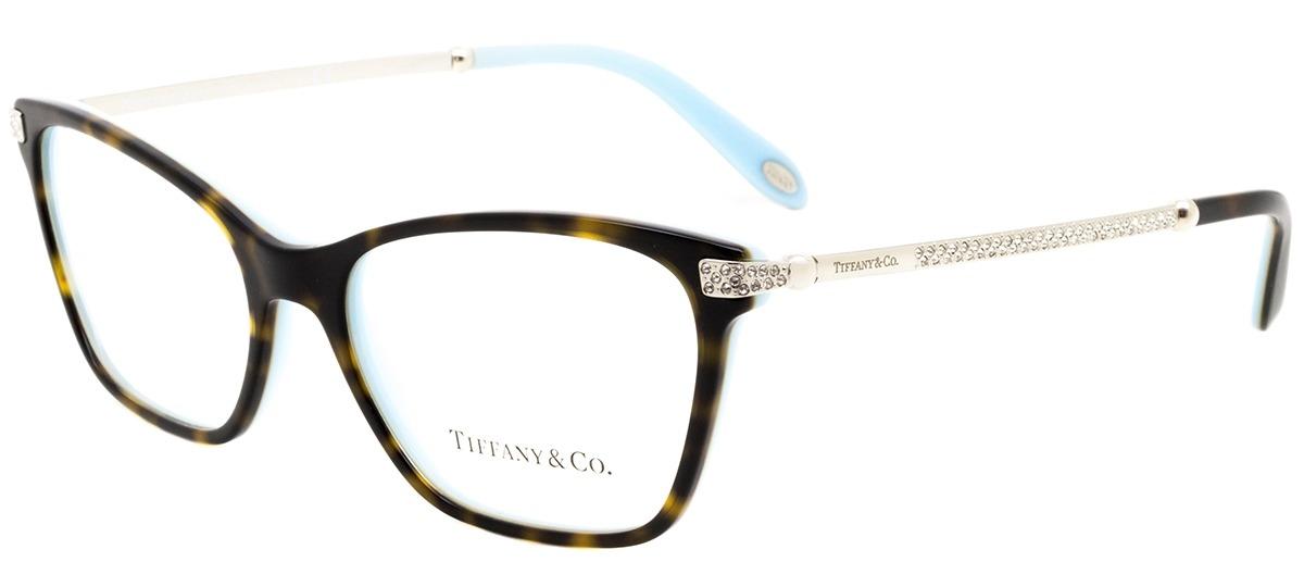 c0eb0cd0496 Óculos Receituário Tiffany   Co. City Hardwear TF 2158-B 8134 ...