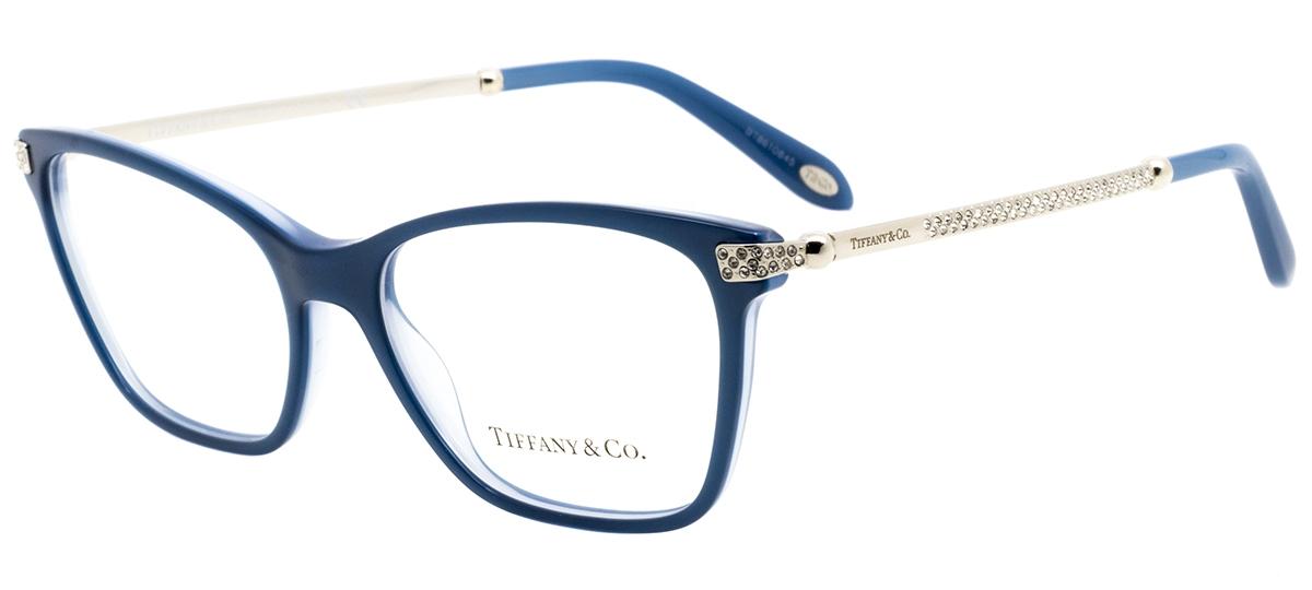 589e9df60fb Óculos Receituário Tiffany   Co. City Hardwear TF 2158-B 8189 ...