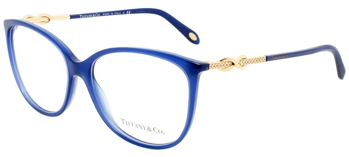 Óculos Receituário Tiffany   Co. Tiffany Infinity TF 2143-B 8192 ... f63d8e6e1a