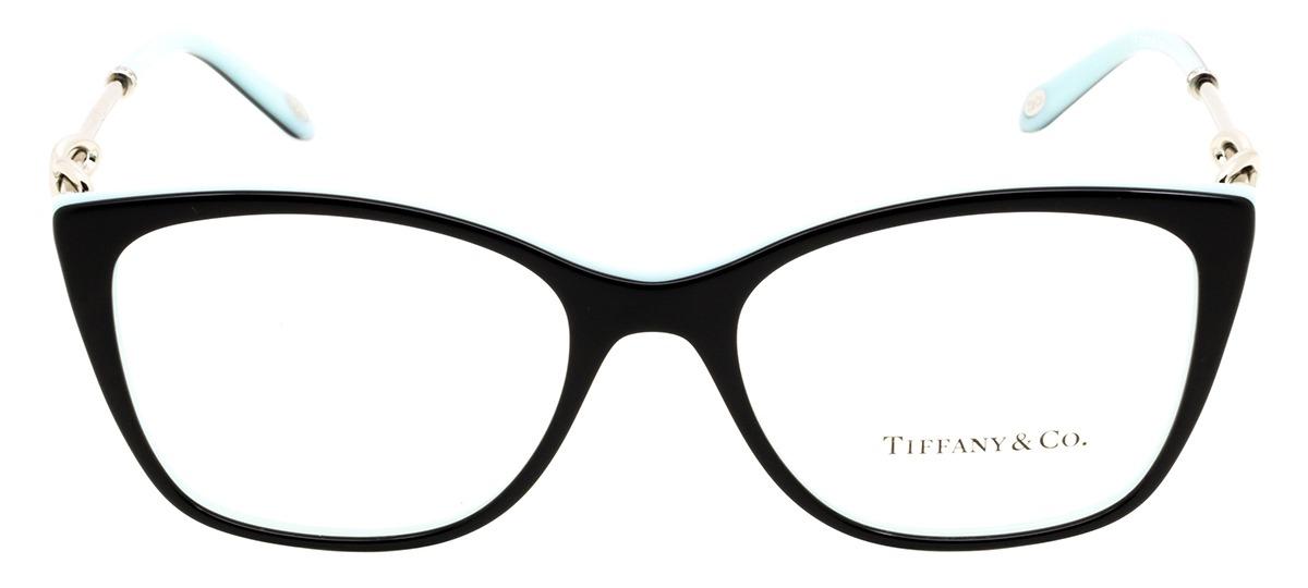 Óculos Receituário Tiffany   Co. Tiffany Infinity TF 2160-B 8055 ... bba84b8a55