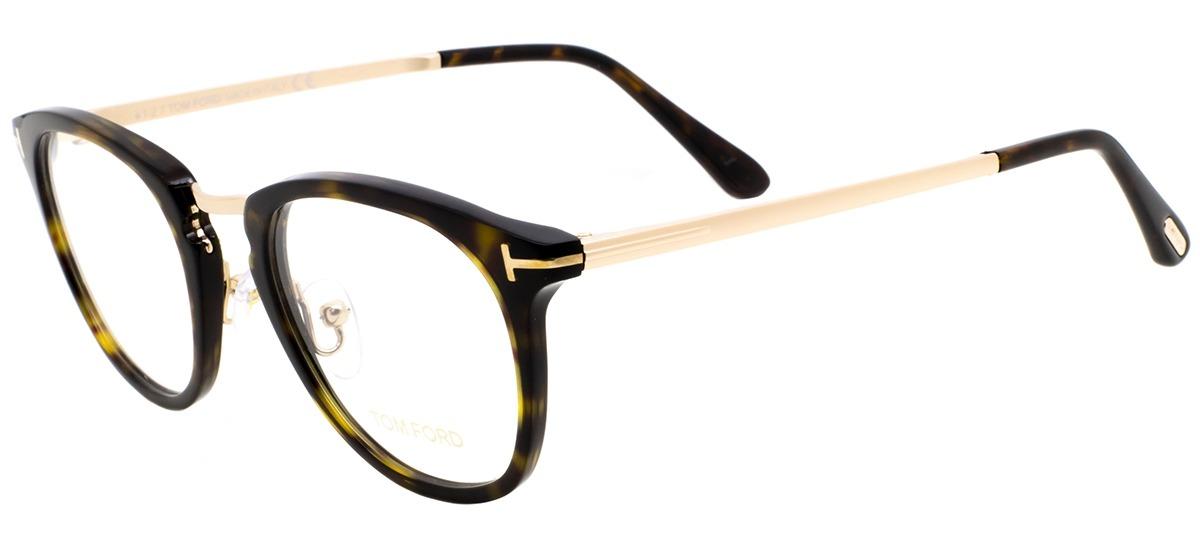 e312fbb9ba60c marrom   dourado marrom   dourado. Óculos Receituário Tom Ford ...