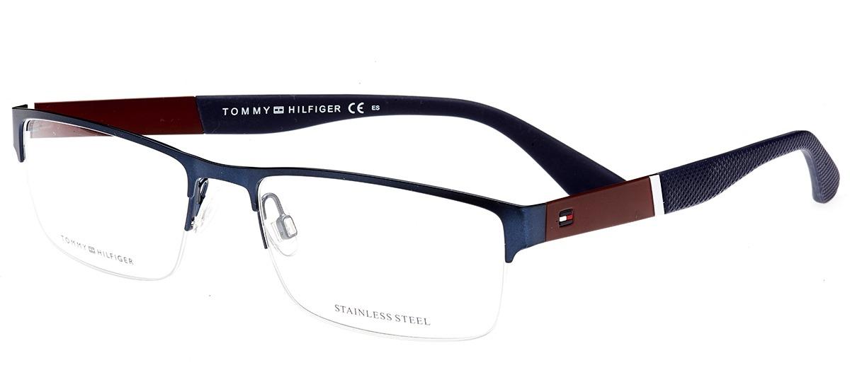 ccd120cc6da2a Óculos Receituário Tommy Hilfiger 1524 PJP   Ótica Mori